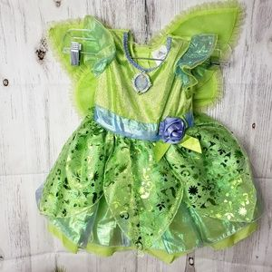 NWOT Disney Tinkerbell Fairy Infant Costume 18-24M